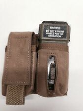 Pouch Pocket Helmet Counter Weight Strobe Marker MS2000 Coyote Brown