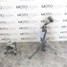 Yamaha YZF 750 R 96 rear brake caliper master cylinder reservoir hose pedal