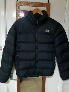 the north face 700 puffer mens jacket size M