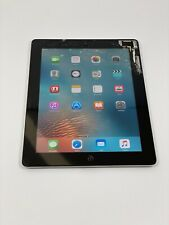 CHEAP Apple iPad2 16GB WiFi Genuine Apple Charger Broken Screen Works Perfectly