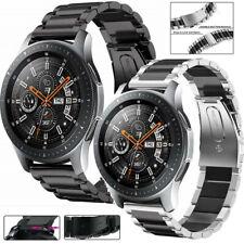 Edelstahl Uhrenarmband für Samsung Gear S3 Frontier S3 Classic Galaxy Watch 46mm