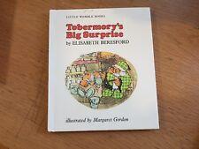 tobermory's big surprise / elizabeth beresford & margaret gordon / little womble