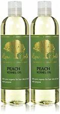 Premium Liquid Gold Peach Kernel Oil Pure & Organic Skin Hair Nails Health