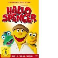 "HALLO SPENCER ""DIE KOMPLETTE 1. STAFFEL"" 7 DVD BOX NEU"
