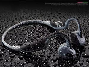 Titanium Bone Conduction Headphones Wireless Waterproof Bluetooth 5.0 Headset