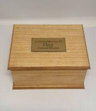 Cremation Urn Ashes Urn Pet Box Pet Urn Dog Urn Cat Urn Ashes Casket Pet Urn Lge