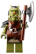 NEW LEGO STAR WARS GAMORREAN GUARD MINIFIG figure minifigure jabba 9516 75005