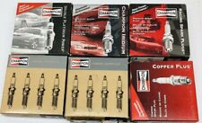 LOT OF 6 BOX'S CHAMPION MISCELLANEOUS (28) SPARK PLUGS (see Description)