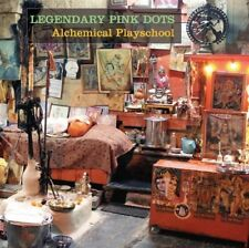 THE LEGENDARY PINK DOTS Alchemical Playschool LIMITED CD Digipack 2008