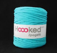 Hoooked Zpagetti T-shirt Jersey Yarn 120m Crochet Minty Passion Shade