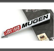 Mugen Badge Civic Interga S2000 JDM Type R FN2 200 Metal Car Emblem Honda j2