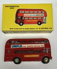 Budgie Toys 236 London Routemaster Bus - Uniflow SAE 10/50 Motor Oil - BNIB 🇬🇧