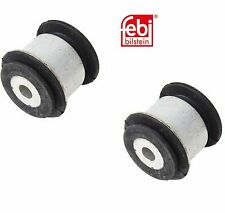 Pair Set of 2 Front Lower Control Arm Bushings For Mercedes GL350 GL450 ML250