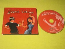 Putumayo Presents Nuevo Latino 2005 CD Album Electronic Latin Downtempo
