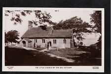 The Little Church By The Sea Heysham 1960s RP Postcard SUPER IMAGE ~ TOP QUALITY