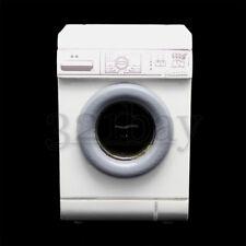 Puppenhaus Waschmaschine Puppenstubenminiaturen Badezimmer Zubehör 1:12