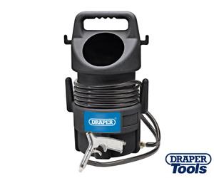 Draper Portable, Lightweight Shot Blasting Kit, 120 Max PSI 22KG Capacity, 53008