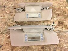 2001 ford expedition sun visor set w/ home link 1997-2002