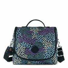 Kipling KICHIROU Insulated Lunch Bag  Dotted Bouquet- Authentic New with Tags