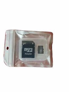 Genuine Micro SD 512GB Class 10 SDHC Memory Card + Adapter