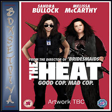 THE HEAT - Sandra Bullock & Melissa McCarthy **BRAND NEW DVD **