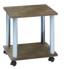 FMD  Side Table Jango 11 - Walnut -  40.0 x 44.5 x 40.0 cm