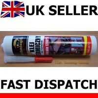 HT High Temperature 1200'C Adhesive Glue Exhaust Fireplace Oven 300ml Technicqll