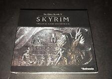 Elder Scrolls V Skyrim Original Game Soundtrack CD OST Signed By Jeremy Soule