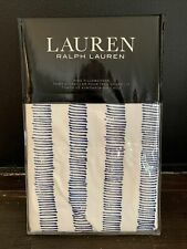 Ralph Lauren Annalise Stripe King Pillowcases Set of 2 - 100 Cotton
