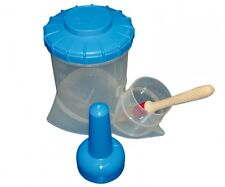 Leim Sparbehälter 1,2 Liter Behälter Leimbehälter Leimspender Farben Kleber