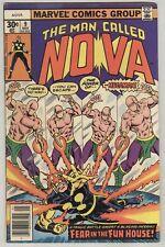 Nova #9 May 1977 VG+ Megaman