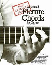 Advanced Picture Chords for Guitar (Guitar Books) by Shipton, Russ