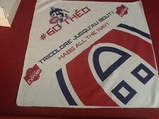 MONTREAL CANADIENS  PLAYOFF ralley towel  JOSE THEODORE