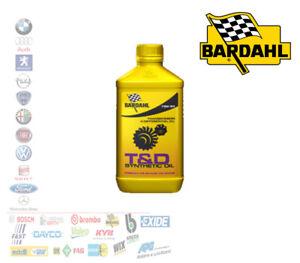 OLIO CAMBIO BARDAHL 1LT T&D SYNTHETIC OIL 75W90 TRASMISSIONI MANUALI DIFF 425140