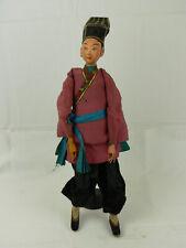 Chaozhou Puppe China von ca.1850 Opern-Puppe Qing Dynastie Puppen Peking Oper