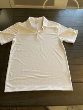 Nike Golf Polo White Size S
