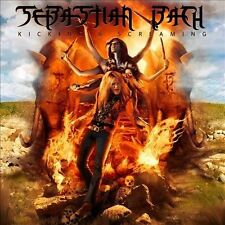 Kicking & Screaming by Sebastian Bach (CD, Sep-2011, Frontiers Records (UK))