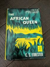 1940 The African Queen by C.S. Forester - 1st Modern Library Edition w/ Dj