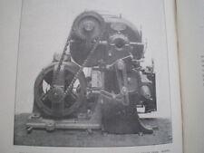 Cassier`s Magazine Englisches Buch von 1910 Technik alte Maschinen Eisenbahn