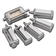 Kitchenaid KPEX Pasta 6-pc Set Pasta Roller KPCA Cutters KPRA Ravioli Maker KRAV