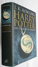 HARRY POTTER AND THE DEATHLY HALLOWS.J K ROWLING **NEW UNREAD** 1ST/1ST 2007