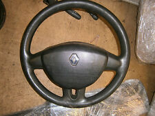 air bag and steering wheel  renault master vauxhall  movano interstar van