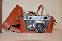 "The camera ""FED 2"".  USSR №651222"