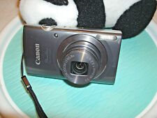 Canon PowerShot ELPH 160 Silver Digital Camera - 20.0MP