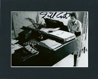 BILL CONTI ROCKY JAMES BOND ORIGINAL HAND SIGNED MOUNTED AUTOGRAPH PHOTO & COA