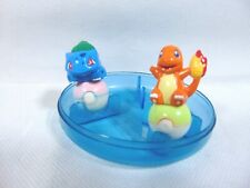 POKEMON Mini Figure Ink Stamp Roller Tomy 1997 with case