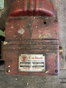 Vintage Red Devil Paint Conditioner Shaker Model 30