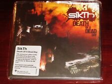 SikTh: Death Of A Dead Day - 10th Anniversary Edition CD 2016 Bonus Tracks NEW