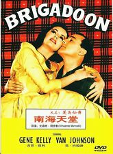 "New DVD  "" Brigadoon "" Gene Kelly, Van Johnson"