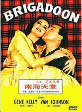"New DVD  "" Brigadoon "" Gene Kelly, Van Johnson"